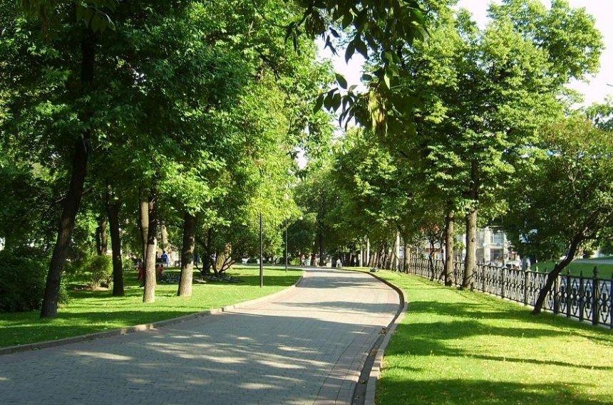Михаил Терентьев: в четырех районах Киева появится шесть новых скверов